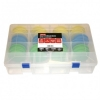 Leeda Rig Storage Box With 24 Foam Winders