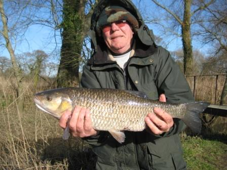Brian's Brother in Law Ed with a 6lb 12oz chub