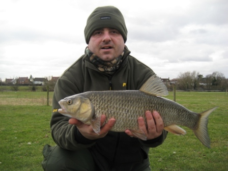 Rick Willson once again shows his Dad how it's done - 5lb 1oz