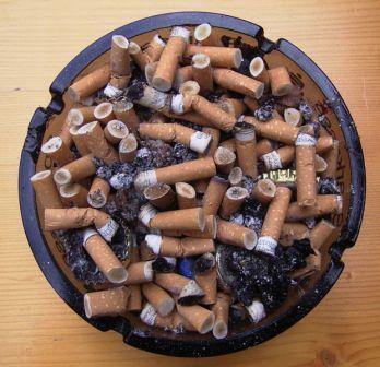 Eddy'd ashtray