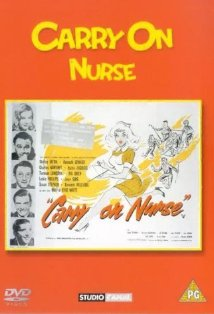 I'm sure that we could have found a 'better' picture for Carry on Nurse!