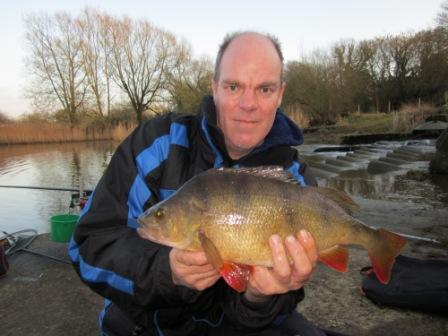 Another shot of Dave's 3lb Perch