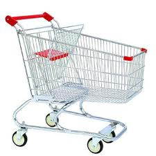 Eddies shopping trolley