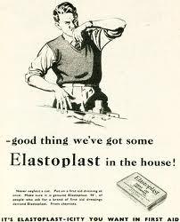 Elastoplast Advert