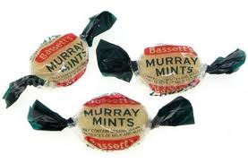 murray mints, murray mints - too good to hurry mints