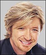 Famous hair fluffer Nicky Clarke