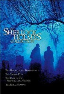 Sherlock Holmes and Dr Watson
