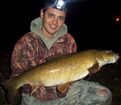 Congratulations Ahmed from all of us on your new 14lb 2oz PB barbel
