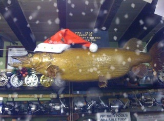 Christmas in Davis Tackle