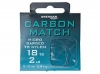 Carbon Match Spade Ends To Nylon (Micro Barbed)