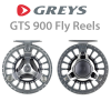 Greys GTS900 Fly Reel