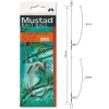 Mustad Two Hook Clipped Up Rig