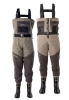 Snowbee Prestige ST Breathable Bootfoot Chest Waders-Combi Sole