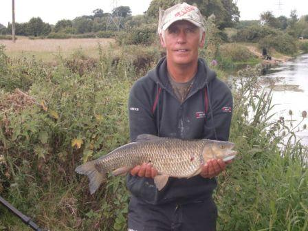 A new PB for Mick Burbidge of 6lb 9oz