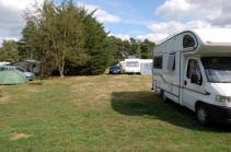 Fishing enthusiasts are welcome on our small, AA accredited, adults only site in Hurn, Christchurch.  We have pitches available for caravans, motor homes and tents, and are ideally located for river, lake and sea fishing in the area.